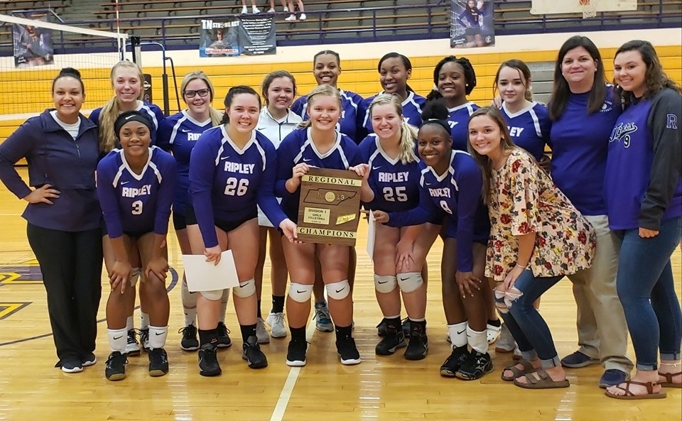 Congratulations Lady Tiger Volleyball team! Advancing to Sub State!
