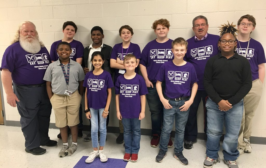 RMS 2019-20 Chess Team