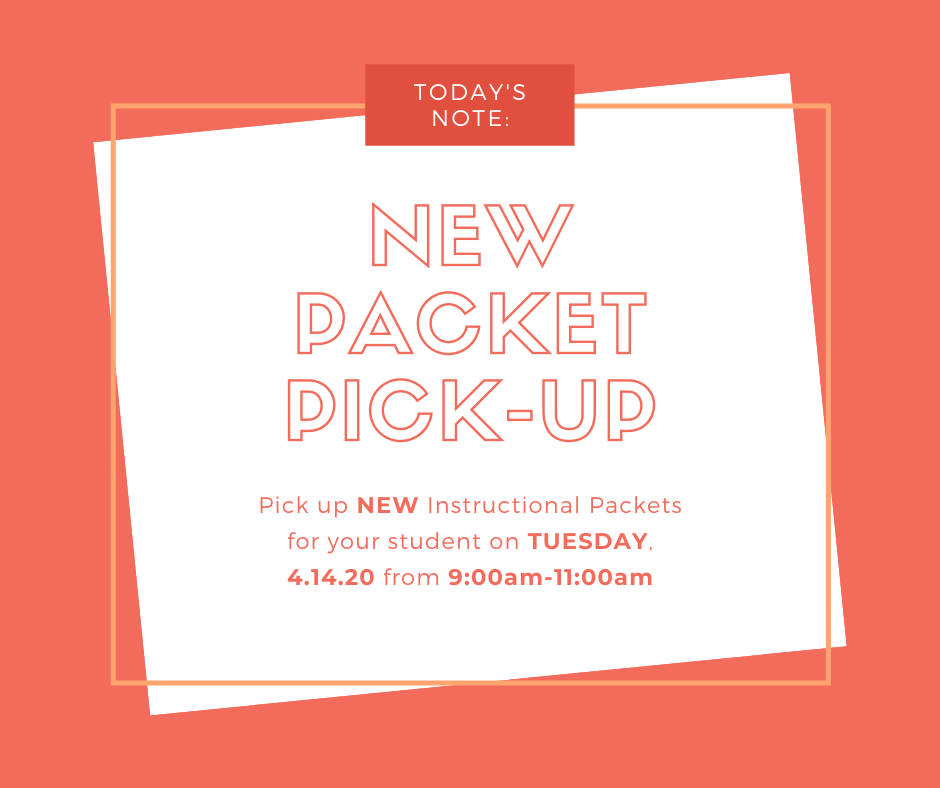 new packets
