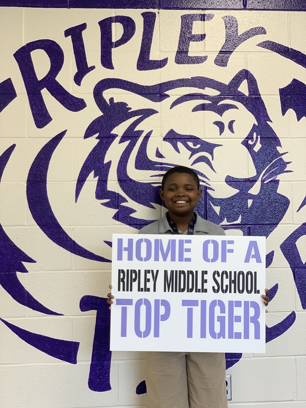 Top Tigers- Week of October 14